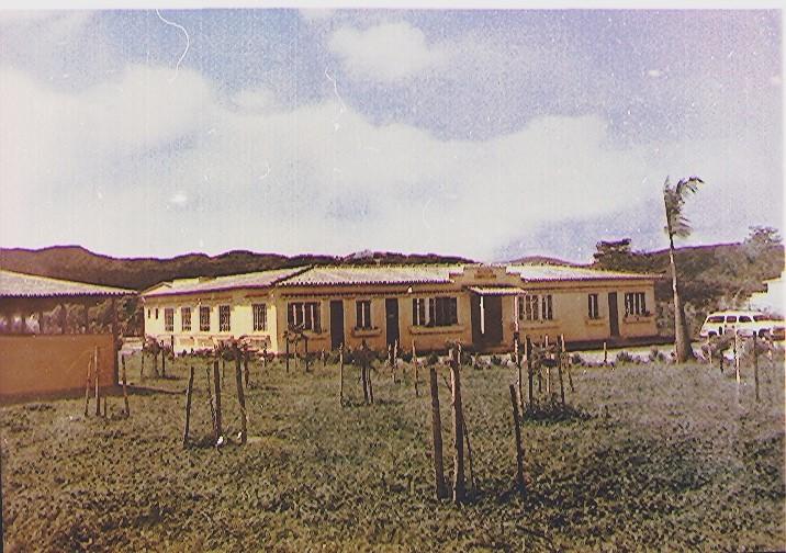 Colegio Francia en 1955