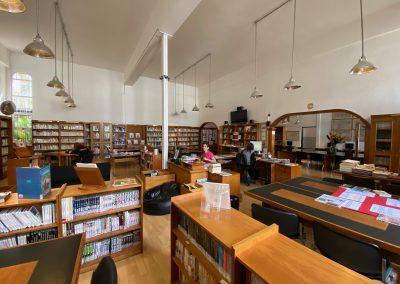 CCC (CDI) Bibliothèque Collège et Lycée