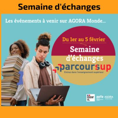 Premier Salon Virtuel Orientation des Lycées Français du Monde