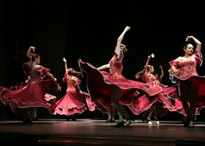 Actvités Periscolaires : Flamenco