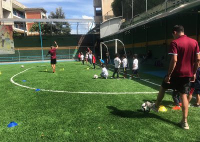 Activités periscolaires : Football