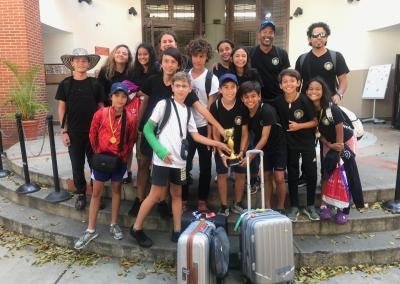 Voyages sportifs : Jeux internationaux Colombie