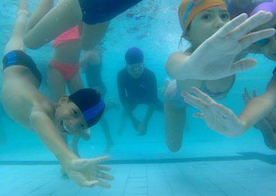Cours de natation (externe)