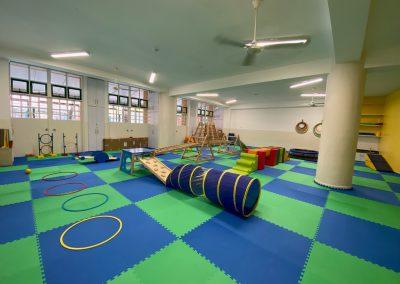Salle de Motricité - Gym