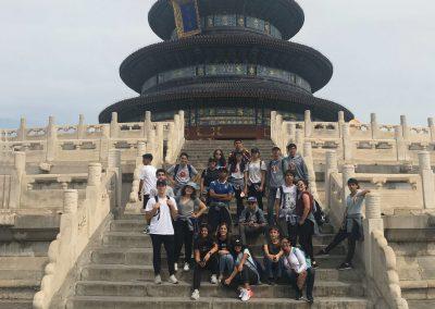 Voyages : Classe découvertes Chine