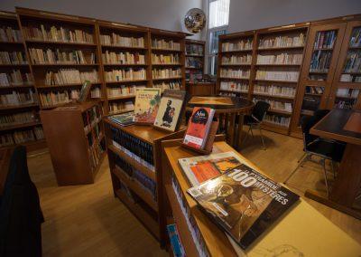CCC (CDI) Bibliothèque