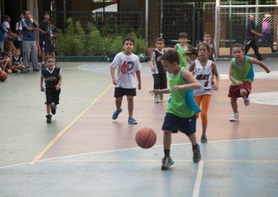 Actvités Periscolaires : Basket